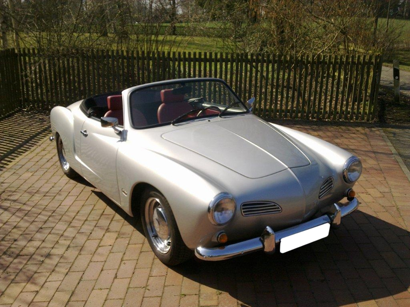 Karmann-Ghia-Roadster